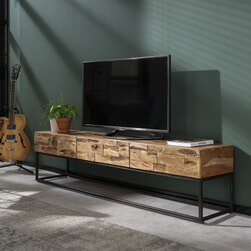 Industrieel TV-meubel 'Mill' 180cm