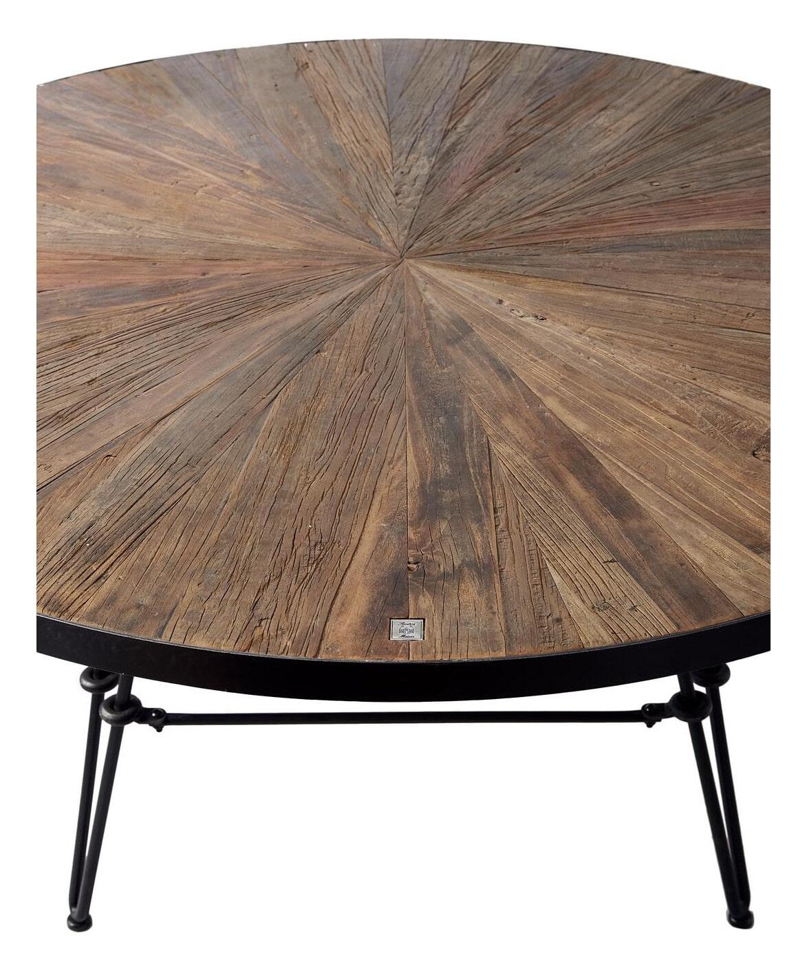 Amazing Riviera Maison Ronde Eettafel Boston Harbor 140Cm Short Links Chair Design For Home Short Linksinfo