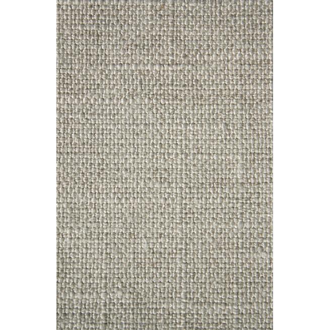 Rivièra Maison Poef 'Bowery' Linen, kleur Flax