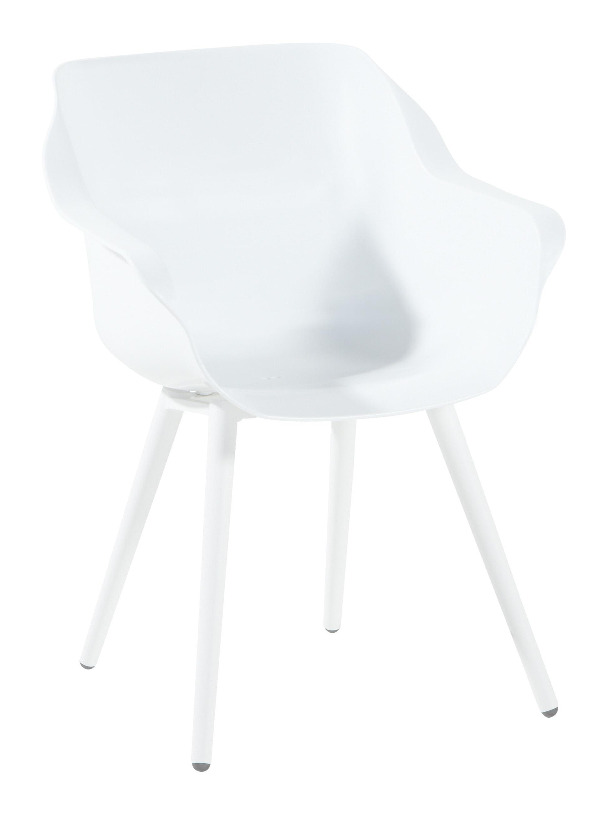 Hartman Tuinstoel 'Sophie Studio' met armleuning, kleur Wit