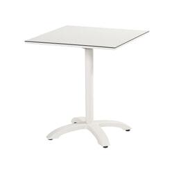 Hartman Outdoor Bistrotafel 'Sophie Studio' inklapbaar, 68 x 68cm, kleur Wit