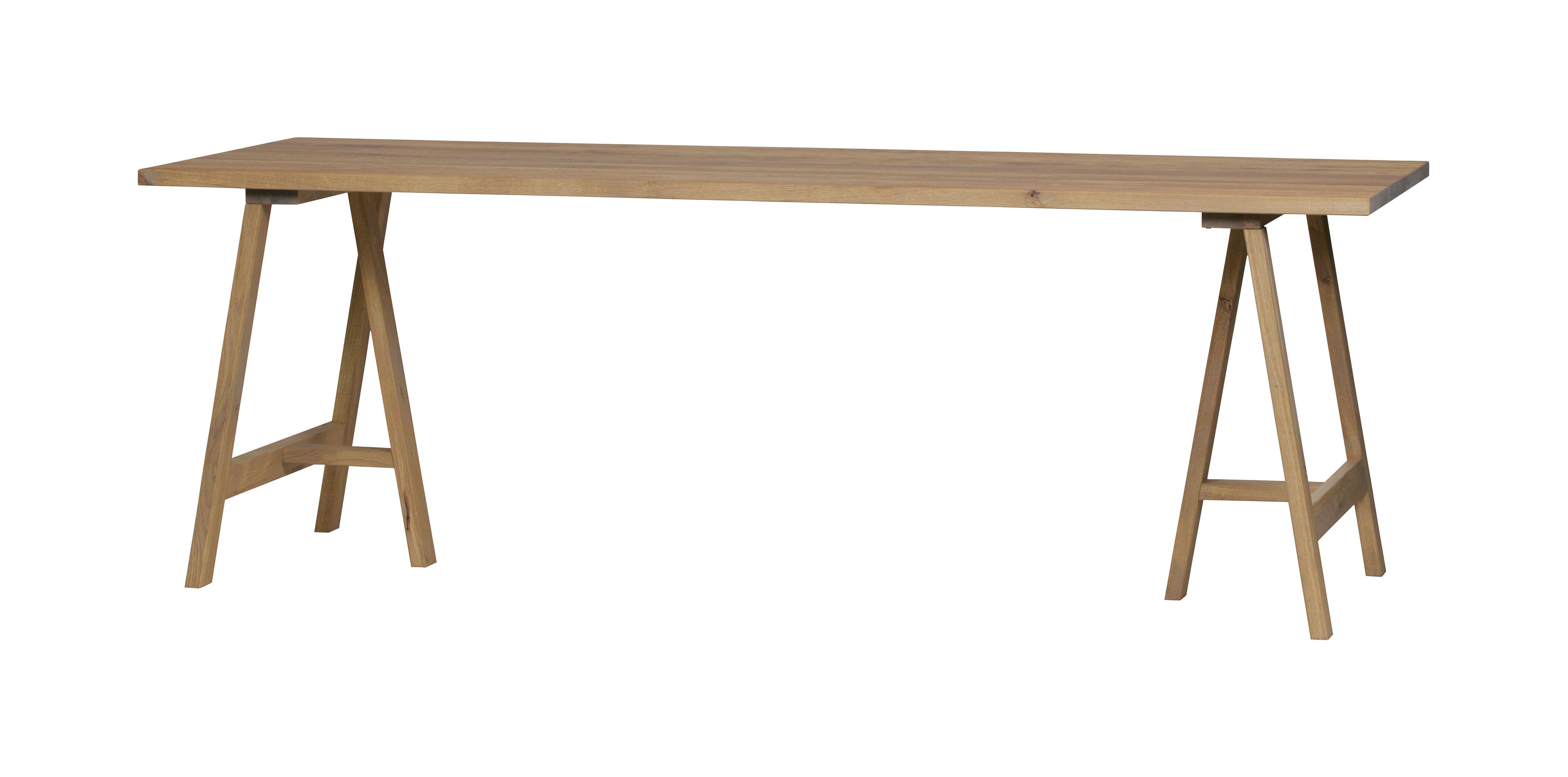 vtwonen Eettafel 'Panel' 190 x 80cm met voordeel snel in huis via Meubel Partner