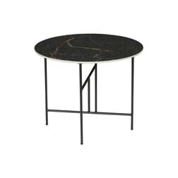 WOOOD Salontafel 'Vida' 60cm, kleur Zwart