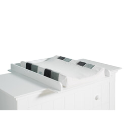 Bopita Barrier 'Narbonne' kleur wit