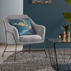 Kave Home Fauteuil 'Brida' Stof
