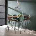 Bartafel 'Arno' MDF 120 x 60cm, kleur 3D Eiken