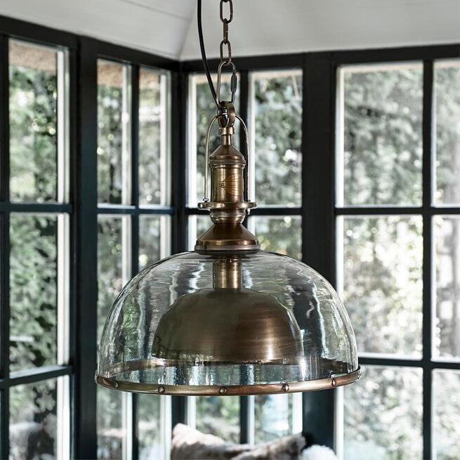 Rivièra Maison Hanglamp 'Brooklyn'