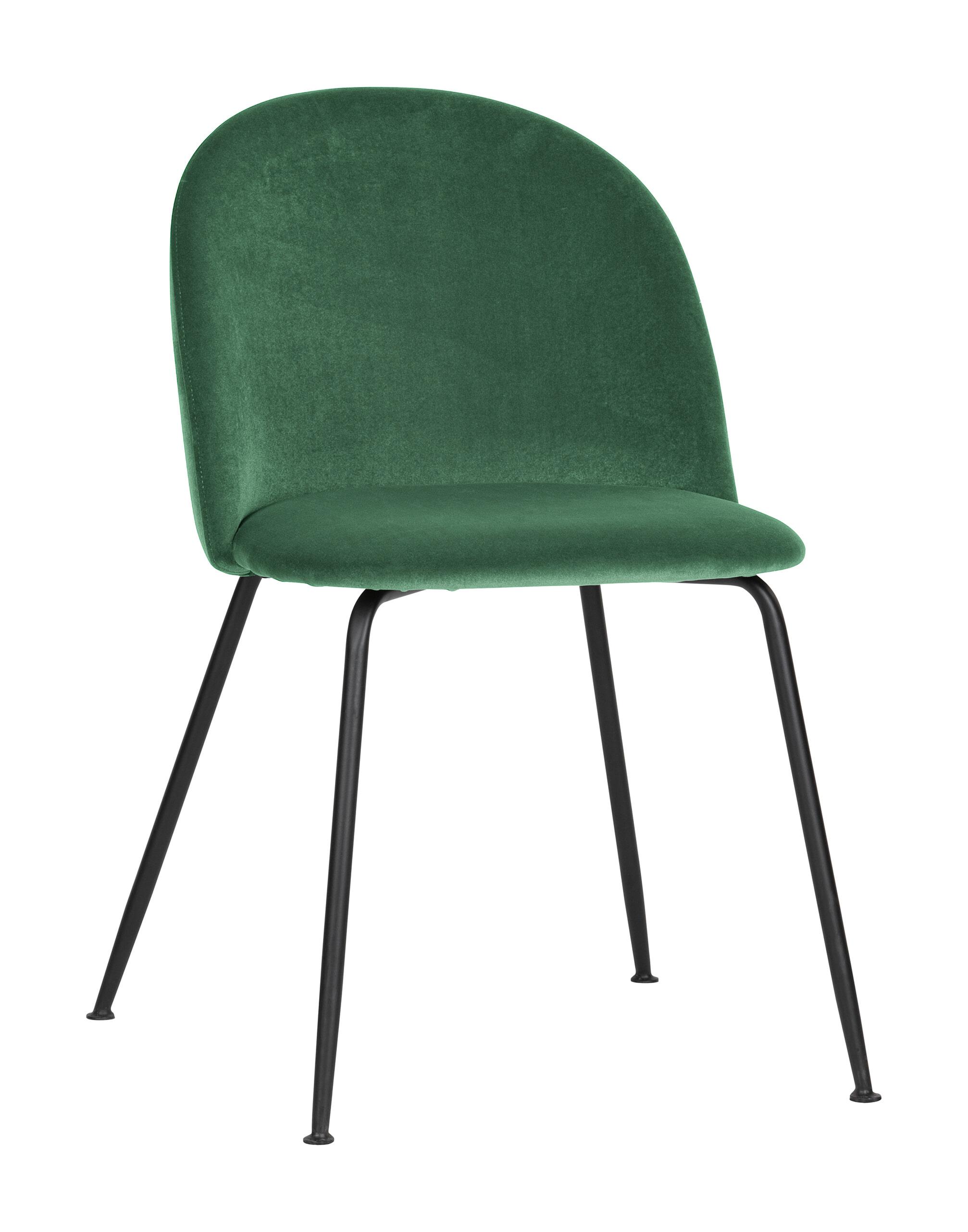 WOOOD Eetkamerstoel 'Alix', kleur Groen