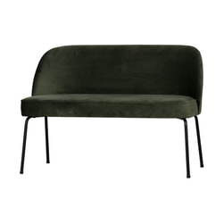 BePureHome Eetkamerbank 'Vogue' Velvet