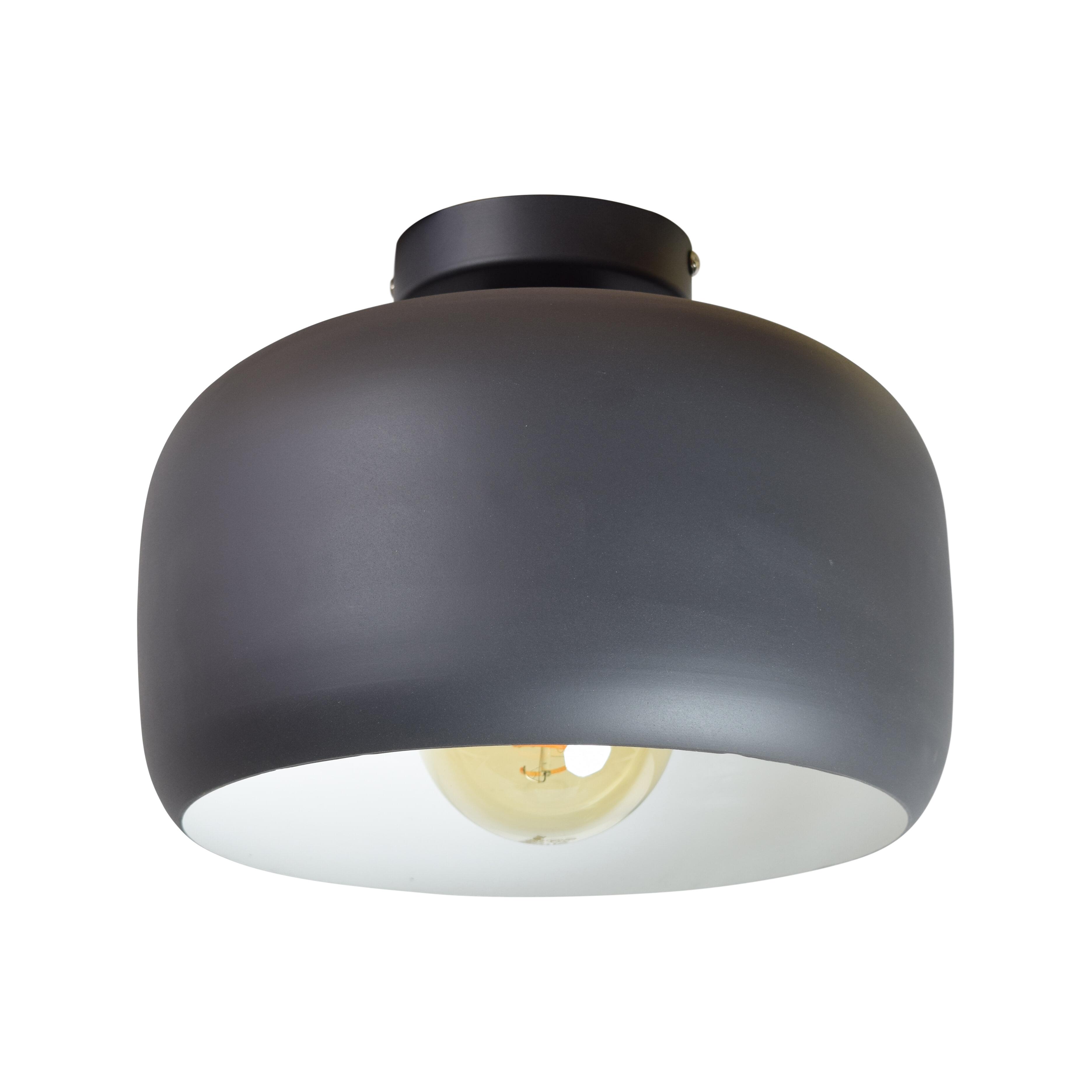 Urban Interiors plafondlamp Ivy Ø30x22, kleur Vintage Black