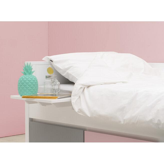Bopita Bedplankje, kleur wit