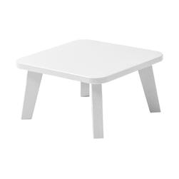 WOOOD Bijzettafel 'Chicago' 50cm, kleur Wit