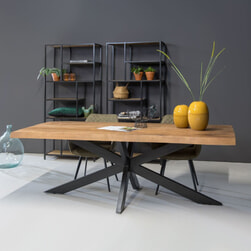 Brix Eettafel 'Tree Top' Spider