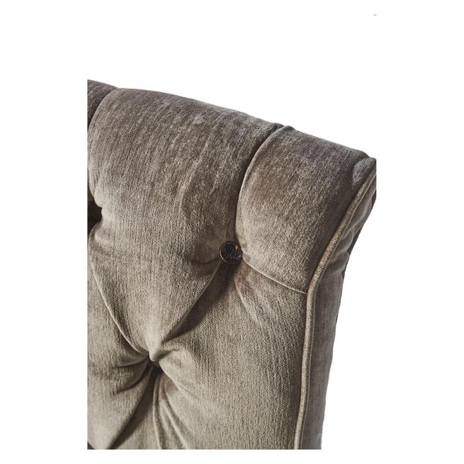Rivièra Maison Eetkamerstoel 'Hampton Classic' Velvet, kleur Olive