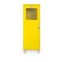 Tenzo Opbergkast 'Malibu' 143 x 50cm, kleur Geel
