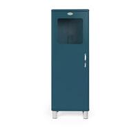 Tenzo Opbergkast 'Malibu' 143 x 50cm, kleur Blauw
