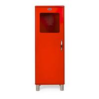 Tenzo Opbergkast 'Malibu' 143 x 50cm, kleur Rood