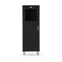 Tenzo Opbergkast 'Malibu' 143 x 50cm, kleur Zwart
