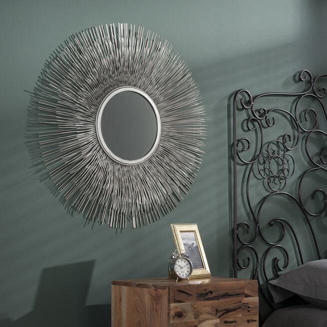 Spiegel 'Heino' Ø80cm