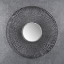 Spiegel 'Takeshi' Ø80cm