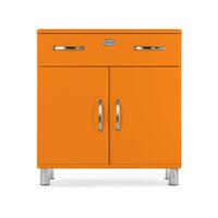 Tenzo Opbergkast 'Malibu' 92 x 86cm, kleur Oranje