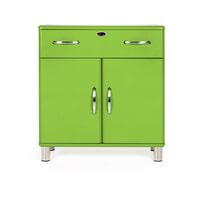 Tenzo Opbergkast 'Malibu' 92 x 86cm, kleur Groen