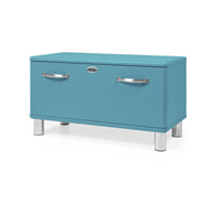 Tenzo Halbankje 'Malibu' 86cm, kleur Turquoise