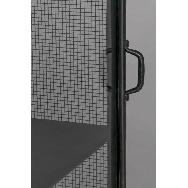 Dutchbone Vitrinekast 'Oval' 181 x 46cm