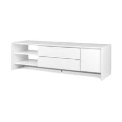 Tenzo TV-meubel 'Profil' kleur wit