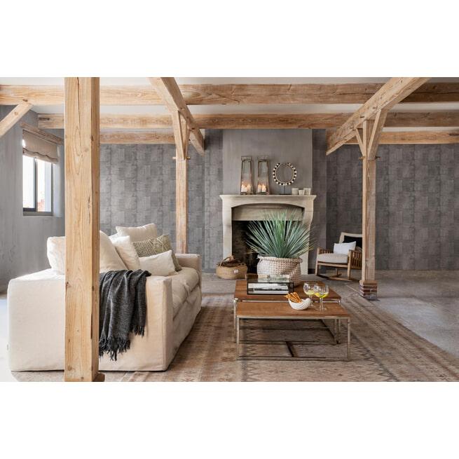 Rivièra Maison 3,5-zits Bank 'Residenza' Oxford Weave