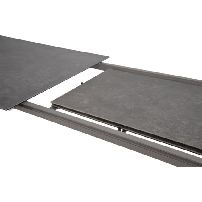 YardLife Uitschuifbare Tuintafel 'Mojito Pardo' 160-220-280 x 100cm