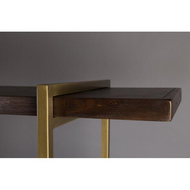 Dutchbone Wandrek 'Class' Antique Brass, 146 x 140cm