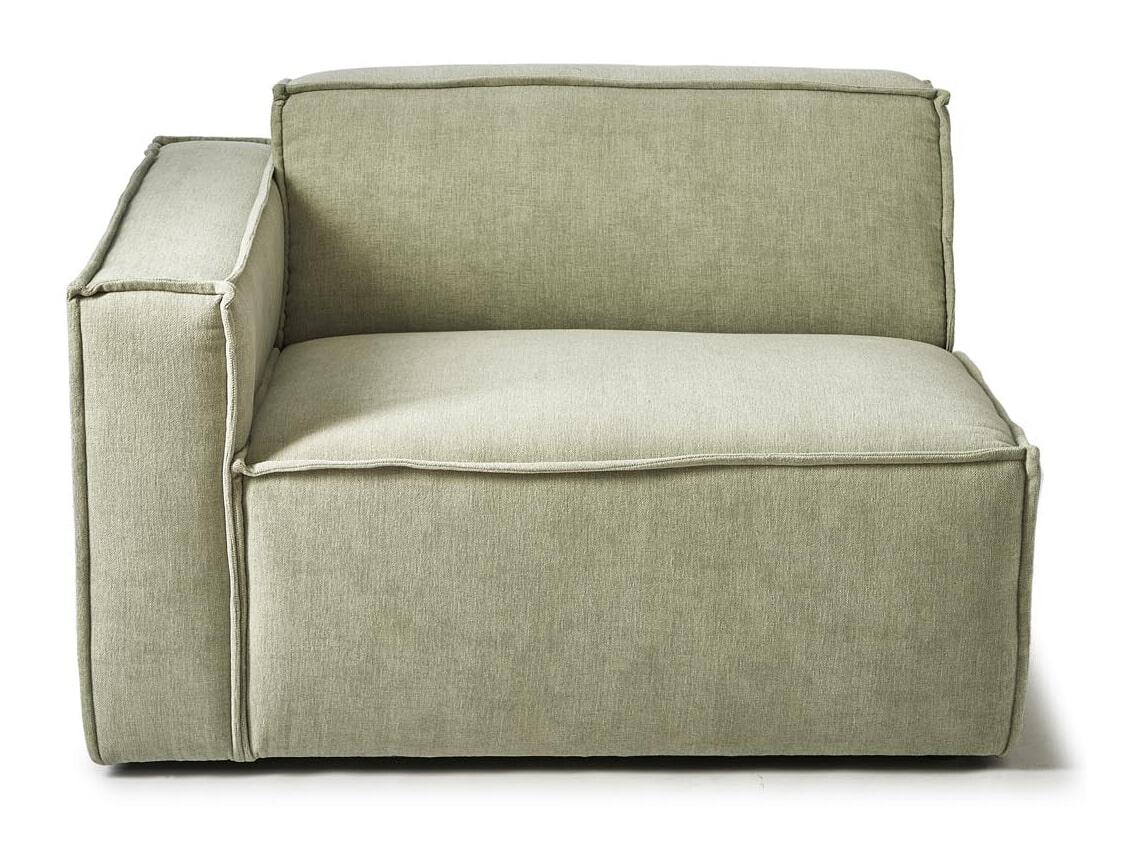 Fabulous Riviera Maison Modulaire Bank The Jagger Corner Arm Links Velvet Kleur Mint Machost Co Dining Chair Design Ideas Machostcouk