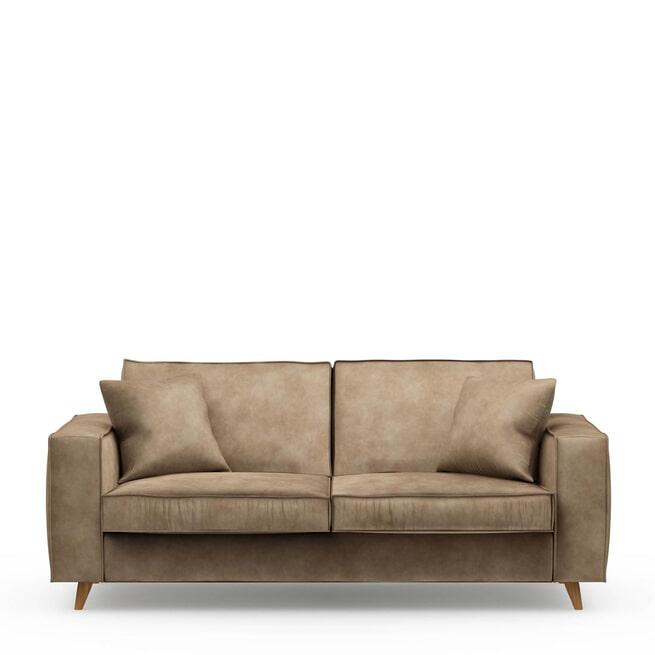Rivièra Maison 2,5-zits Bank 'Kendall' Velvet, kleur Golden Beige