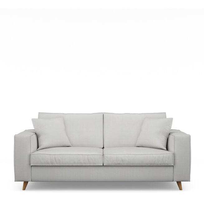 Rivièra Maison 2,5-zits Bank 'Kendall' Cotton, kleur Ash Grey
