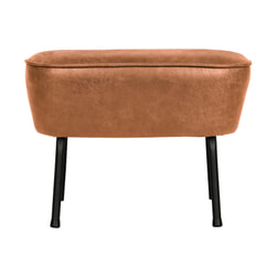 BePureHome Hocker 'Vogue' Eco leder