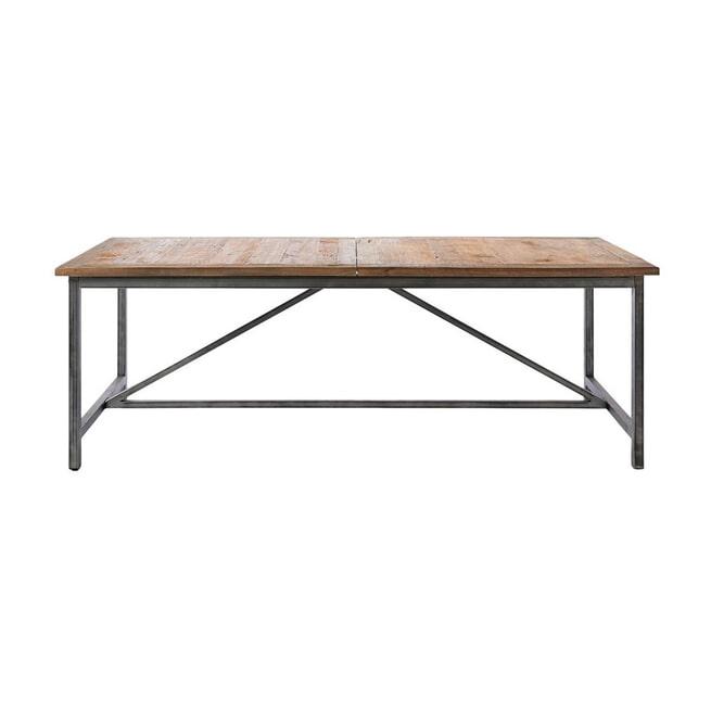 Rivièra Maison Uitschuifbare Eettafel 'Arlington' 230/300 x 90cm