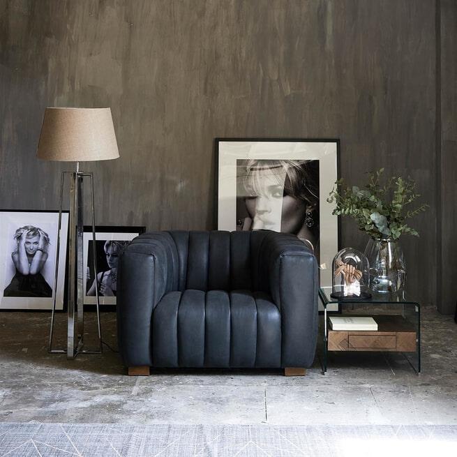 Rivièra Maison Salontafel 'Soho Loft' 60 x 50cm