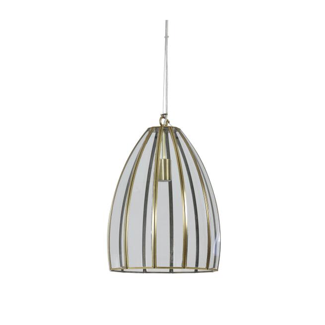 Light & Living Hanglamp 'Xamo' kleur brons