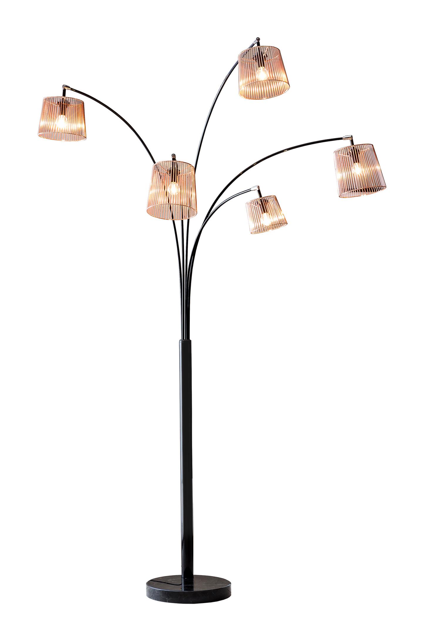 Artistiq Vloerlamp 'Stefanie' 5-lamps