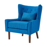 Artistiq Fauteuil 'Hazel' kleur Blauw