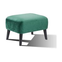 Artistiq Hocker 'Belinda' Velvet, kleur Groen