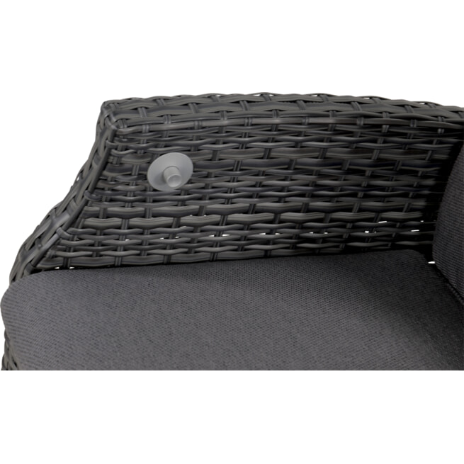 YardLife Verstelbare Tuinstoel 'Soho Forte' comfort