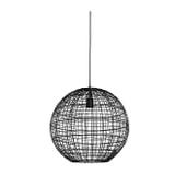 Light & Living Hanglamp 'Mirana' Ø46cm, kleur Mat Zwart