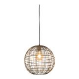 Light & Living Hanglamp 'Mirana' Ø35cm, kleur Antiek Brons