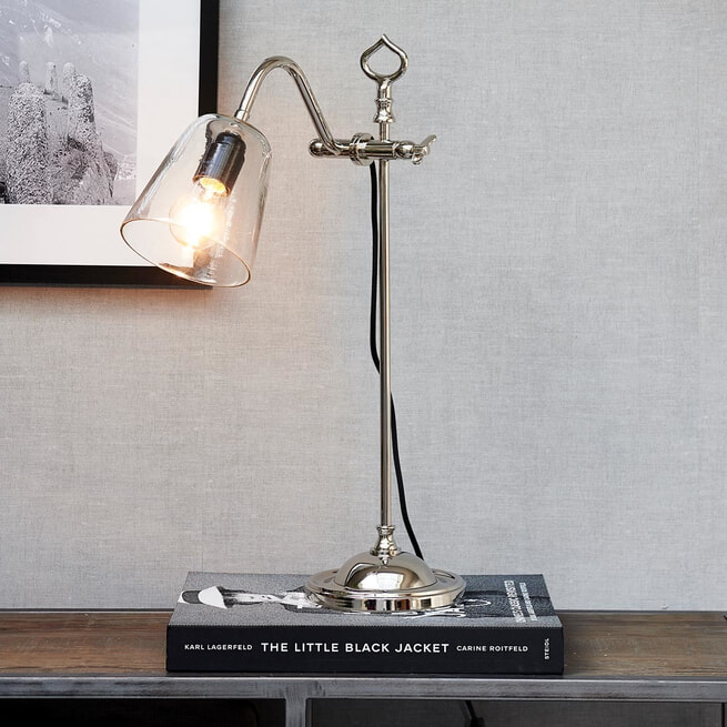Rivièra Maison Tafellamp 'Birmingham'