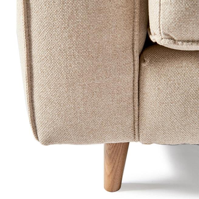 Rivièra Maison 3,5-zits Bank 'Kendall' Oxford Weave