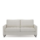 Rivièra Maison 2,5-zits Bank 'West Houston' Oxford Weave, kleur Alaskan White