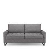 Rivièra Maison 2,5-zits Bank 'West Houston' Oxford Weave, kleur Steel Grey