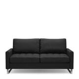 Rivièra Maison 2,5-zits Bank 'West Houston' Oxford Weave, kleur Basic Black
